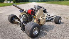 Turbo Diesel Go-Kart Big Gear Top Speed FULL SEND Go Kart, Gears, Diesel, Antique Cars, Big, Vehicles, Crazy Things, Engine, Youtube