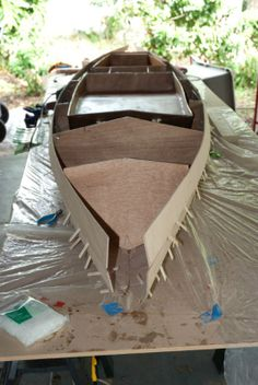 Wooden Boat Plans on Pinterest | Plywood Boat Plans, Boat Plans and Canoe Plans