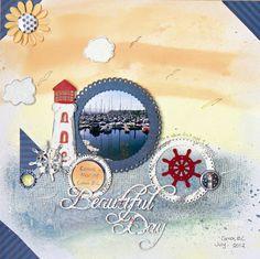 Beautiful+Day - Scrapbook.com
