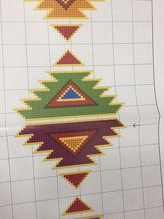 This Pin was discovered by Erç Vintage Cross Stitches, Counted Cross Stitch Patterns, Tapestry Crochet, Tapestry Weaving, Bird Embroidery, Cross Stitch Embroidery, Bargello, Modern Cross Stitch, Cross Stitch Flowers