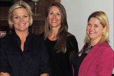 The PBP ladies - working for the Paddington Business Partnership.