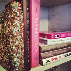 Have a classy bookshelf