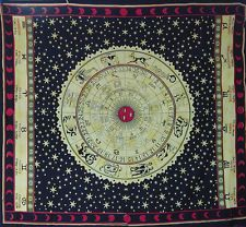 Zodiac Horoscope #Tapestry,Hippie Indian #Mandala Wall Hanging, Beach Throw  Free Shipping 100% Positive feedback Buy Now : http://ebay.to/1AOg0ZV