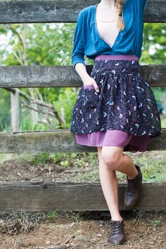 The Bess Skirt - found only on  www.ImagineGoods.com Photo By Desirea Stott-Rodgers
