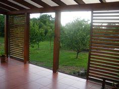 fasada - Kolekcia užívateľky mauro8   Modrastrecha.sk Pergola Ideas, Porch Ideas, Decks, Farmhouse, Gardening, Exterior, Windows, Outdoor, Home Decor