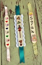 Crafts for children: bookmark