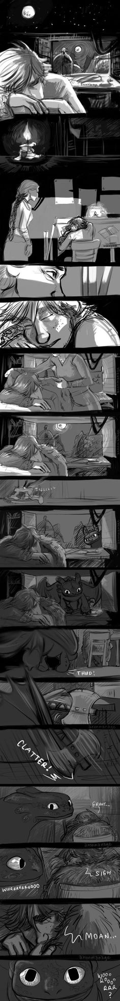 Tucked In - Part One by axondrive on DeviantArt