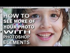 See More Photo in Photoshop Elements