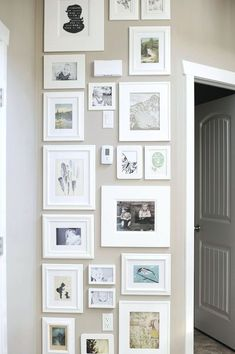 Wall Art and Accessories For Cheap - tips for getting great art on your walls without breaking the bank laurel home | fabulous art wall by Jennifer Johner
