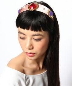Syrup.(シロップ)の〔himitsu〕Laine headdress(ブローチ/コサージュ) 詳細画像