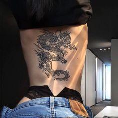 art, tattoo y Tattoos imagen en We Heart It Tribal Tattoos, Dope Tattoos, Pretty Tattoos, Beautiful Tattoos, Body Art Tattoos, Small Tattoos, Tattoos Skull, Dragon Tattoos, Tatoos