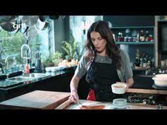 Receitas da Carolina: Salmão com molho de iogurte - YouTube