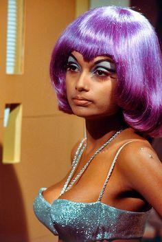 freakfro:  Shakira Baksh in UFO (1970)