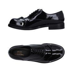 d9acb16ebe8 Comme Des Garçons Homme Plus Men Laced Shoes on YOOX. The best online  selection of Laced Shoes Comme Des Garçons Homme Plus.