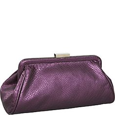 Nikki Reed look for less - Monaco Evening Clutch Purple Croc, celebrity style, celebrity look for less