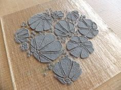 Image result for glass fusing stencils