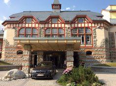 Hotel Kempinski High Tatras Štrbské Pleso...