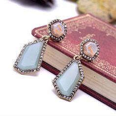 ✨Last Pair✨Host Pick✨Pretty Statement Earrings✨ ✨Host Pick✨Very Pretty Statement Earrings✨ Jewelry Earrings
