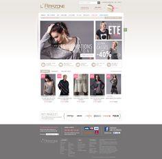 Refonte du site e-commerce Lamazone Store sous plate-forme Prestashop 1.5. Le site de la boutique Lamazone Store a fait peau neuve! Notre agence a réalisé la refonte de cette boutique afin de la rendre plus fonctionnelle et plus adaptée à ce qui se fait aujourd'hui en termes d'ergonomie et de design. Nous proposons actuellement diverses fonctionnalités comme le cross selling sur les fiches produits ou encore l'application d'un filtre afin d'afficher des résultats en fonction de la taille, de…