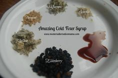 Monday Health & Wellness: Amazing Cold Fixer Syrup | Modern Alternative Mama