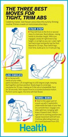 6 Gerakan Fitness Yang Bisa Kamu Lakukan Di Rumah ...