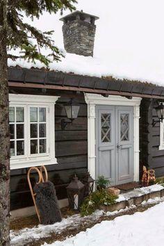 Rustiikkia ja makuuhuoneen muutos | Keltainen talo rannalla | Bloglovin'