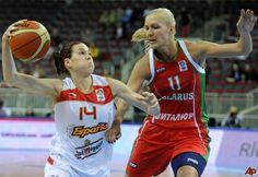 Anna Cruz #España #Baloncesto