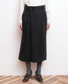 suzuki takayukiwide legged pants