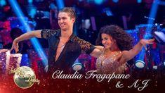Claudia Fragapane and AJ Samba to 'Young Hearts Run Free' by Candi Stato...