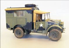 441 Morris CS8 with Body Mk.III Truck Scales, Military Modelling, Car Drawings, Aviation Art, Tamiya, Scale Models, Military Vehicles, Mustang, Monster Trucks
