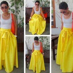 Dream maxi skirt.