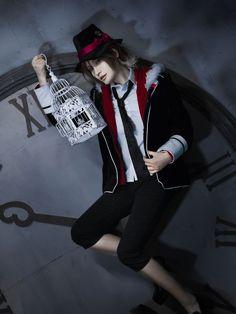 Imagini pentru diabolik lovers laito cosplay
