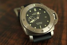 Panerai From my competition - a watch from one of my readers