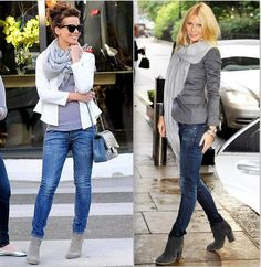 Fall fashion: blazers and booties  elfsacks