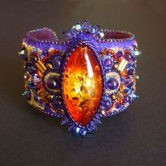 cuff-amber-6 by CircesHouse, via Flickr