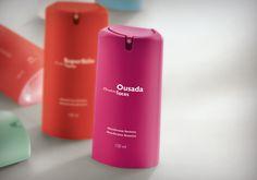 Desodorante Spray Faces Ousada - 100ml