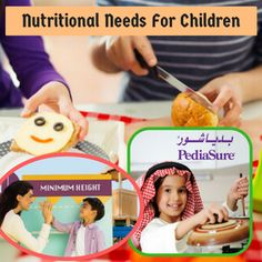 Meeting The Nutritional Needs For Children