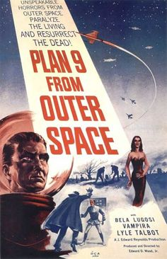 Top Vintage Science Fiction Posters