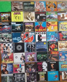 112 CDs Singles DANCE ROCK POP ELECTRO DEUTSCH PARTY