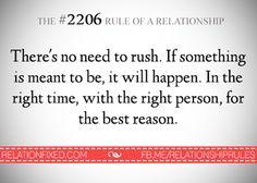 Relationship rule #2206