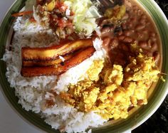 Caribbean Food from Belize