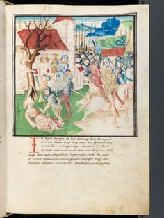 Bern, Burgerbibliothek / Mss.h.h.l.3 Diebold Schilling, Amtliche Berner Chronik f. 259