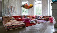 Don't Cramp My Style: Mah Jong sofa... vs Budget one..