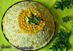 Salata de pui cu telina Chana Masala, Hummus, Food And Drink, Ethnic Recipes, Pineapple, Salads