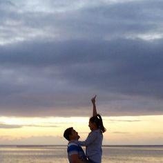 행복이란.. . 있는그대로의모습으로 사랑받는것. 또 사랑하는것. .  #guam #outrigger #beach #pleasureisland #love #whiteday #pleasureislandguam #괌 #바다 #아웃리거 #럽스타그램 #여행스타그램 #플래져아일랜드 #화이트데이 #진재영