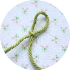 Slip knot . Crochet Corner: STITCH DIRECTORY