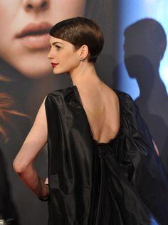 Anne Hathaway - 'Les Miserables' New York Premiere