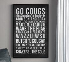 140 Washington State University Ideas Washington State University Washington State Wsu Cougars