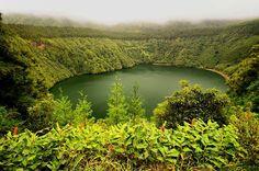 Santiago Lagoon, São Miguel, Azores   Francisco Antunes