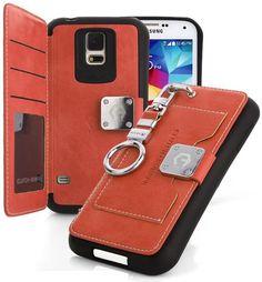 Arium Clutch Bumper Anti-Shock Case for Galaxy S3